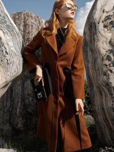 布根香女装2017大衣