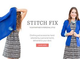 时尚电商Stitch Fix发布上市后首份财报 利润率下滑