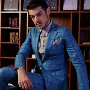 博铂定制男装 男性的魅力选择