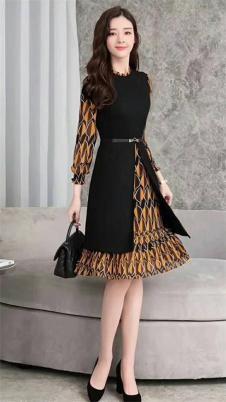 VCC&VEE18连衣裙
