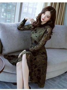 VCC&VEE2018连衣裙