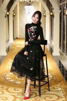 VCC&VEE2018新品连衣裙