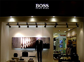 Hugo Boss CEO 憧憬明年跑赢服装市场!