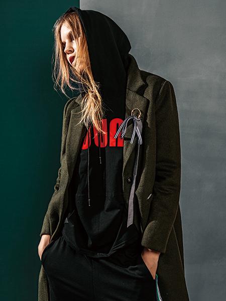 2017休闲大衣