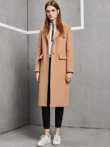 丽芮女装17长款大衣