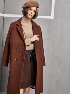 丽芮女装呢大衣