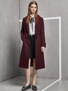 丽芮女装外套17新款