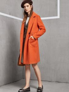 丽芮女装气质大衣