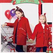 """杰米熊童装:一抹圣诞红,让你由里到外""""衣""""袍而红"""
