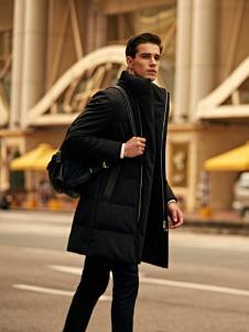 爱迪丹顿2017新款大衣