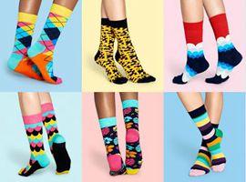 专卖彩色袜子的Happy Socks如何年销一亿欧元?(图)