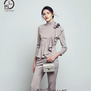开家通勤职业时尚女装店15小时场合服饰女装诚邀加盟!