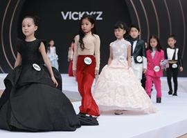 VICKY'Z携百童偎爱跨年,再造时尚生态奇迹