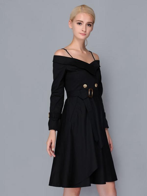 依路佑妮女装 黑色的魅力