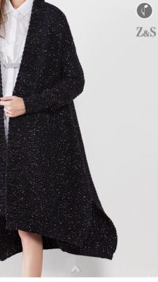 2017年冬装新款黑色针织