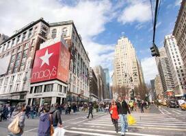 零售业遇冷,美国梅西百货拟裁员5000人、关7家店