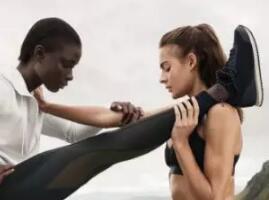 H&M等推出女性运动系列  运动时尚成开年新潮