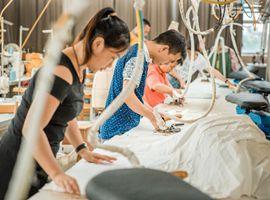 茵曼方建华又定了个小目标:引领服装产业智能智造革新