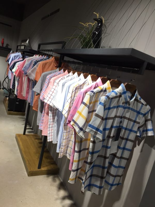 2018春季新款品牌男装进货货源哪里的便宜
