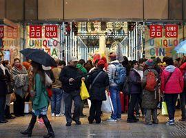 优衣库日本本土市场12月销售报喜 同店销售上涨18.1%