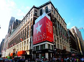 因销售低迷 梅西百货等美传统零售商宣布2018将再关店