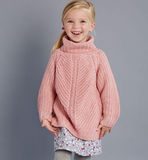 童装加绒毛衣加工厂
