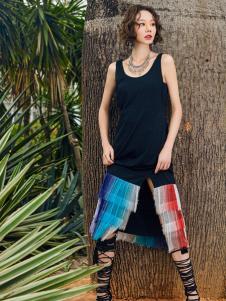 2018印巴文化夏款时尚套装