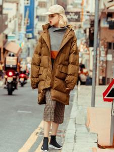 伊纳芙冬装羽绒服