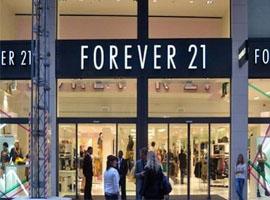 Forever 21在中国处境尴尬 十年关三分之一店铺