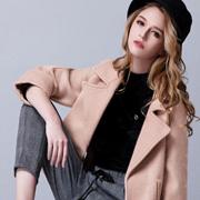 恭喜广东刘女士在中国服装网的协助下签约艾米快时尚女装!
