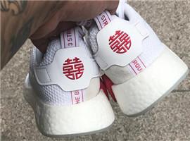 """临近春节阿迪又出了双""""中国风"""",较以往有何不同?"""