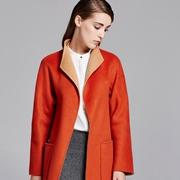 薇妮兰女装 大衣撑起冬季时尚气质