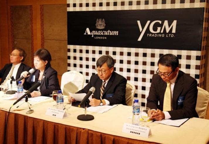 YGM贸易有限公司