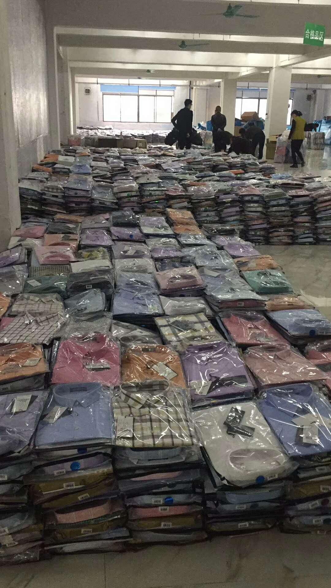 北京品牌男装尾货批发进货货源比较好就在名都汇