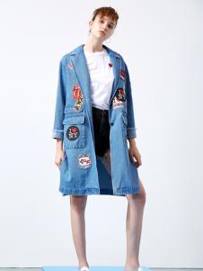 YDG春装新款潮牌女装