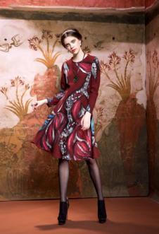 温莎蒂女装2018春装系列产品