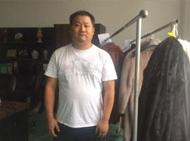 海宁皮草老板杨伟东:离还清欠债的目标又近了一步