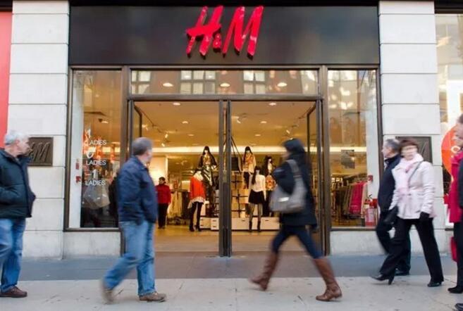 """H&M""""猴帽衫"""""""