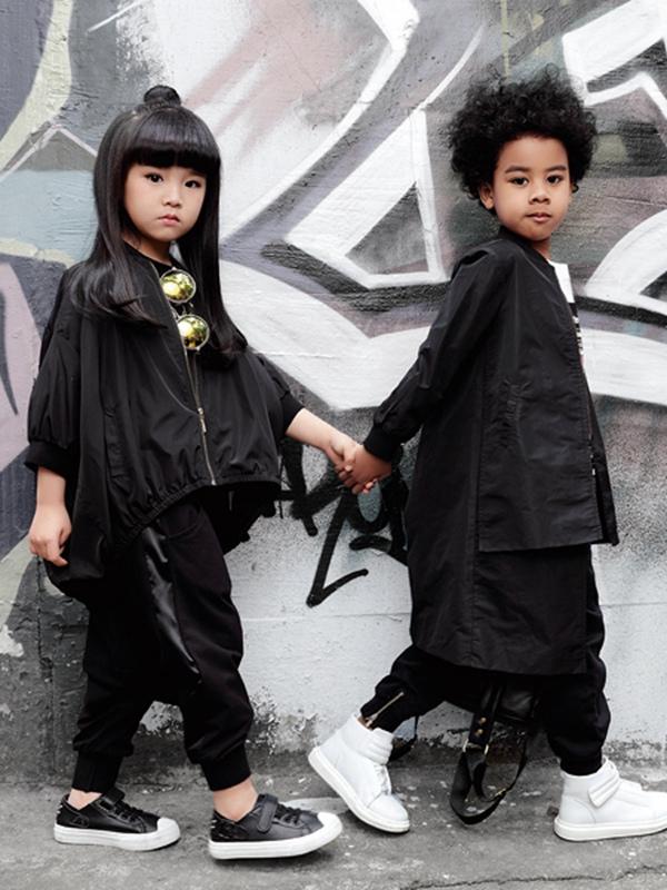 JOJO个性时尚童装 童年的时尚