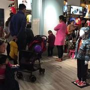 圣诞节至今,祝贺小猪班纳十余店铺陆续开业
