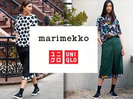 优衣库海外卖得还不错 今年首个联名找了Marimekko