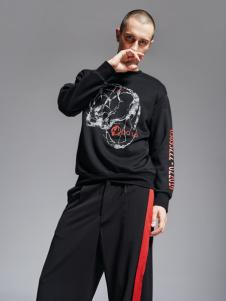 Fivecaman法卡蔓新款黑色套装