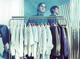 这个坚持艺术化调性的男装品牌如何玩新零售?