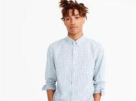 J. Crew 推出短下摆男士衬衫 时尚品牌困则思变