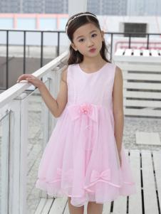 土巴兔2018新款粉色连衣裙