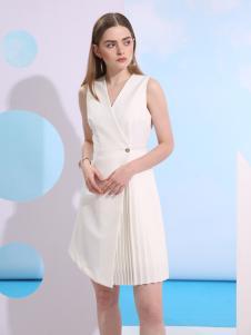欧米媞2018春夏新款连衣裙