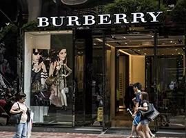没有新核心产品出现 Burberry第三季度销售额不及预期