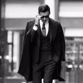 莎斯莱思时尚男装,一种低调的奢华感,你永远都不会穿错