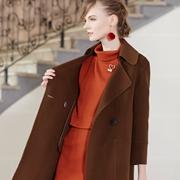 金蝶茜妮 拥有大衣才拥有整个冬季