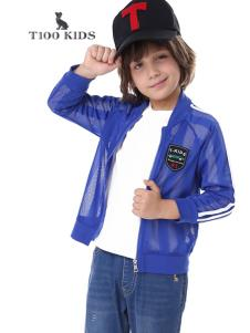 T100男童外套